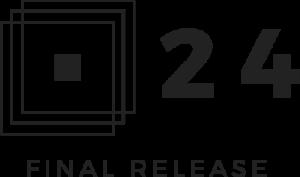 24 – Final Release logo